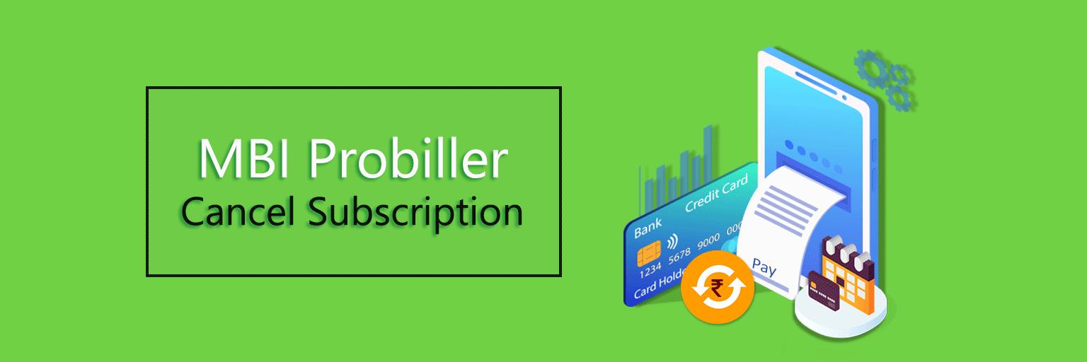 Cancel-MBI-Probiller