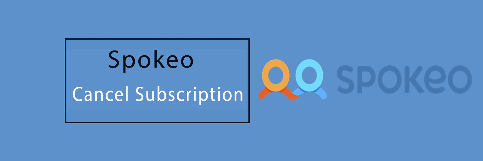 Spokeo cancel subscription