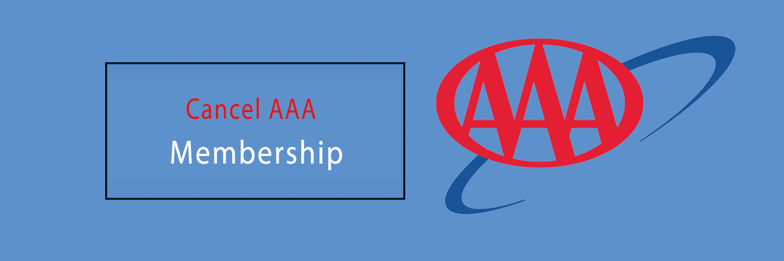 Cancel AAA Membership