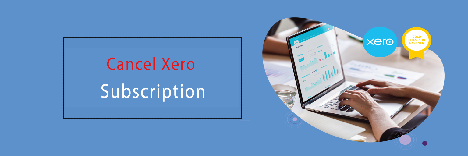 Cancel Xero Subscription
