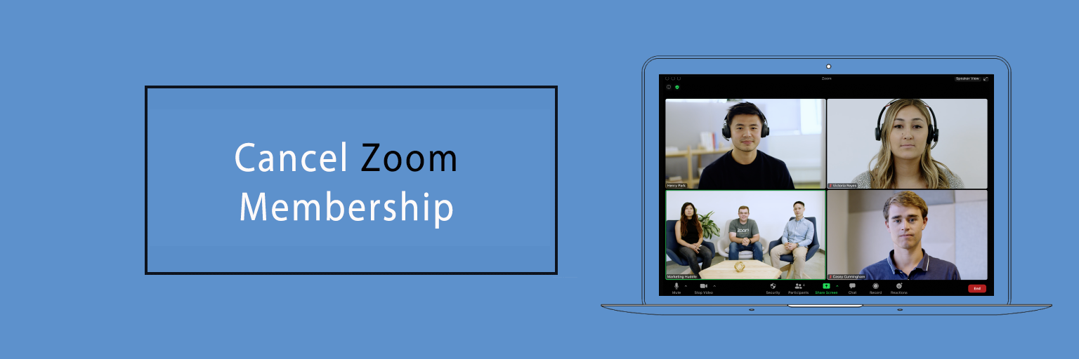 Cancel Zoom Subscription